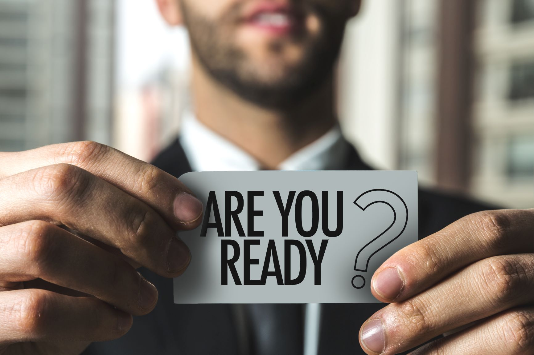Are Your Ready Blog